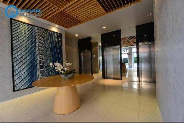 Apartamento com 2 dormitórios à venda, 47 m² por R$ 549.000,00 - Meireles - Fortaleza/CE - Foto 7