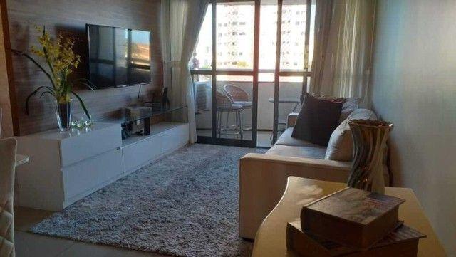 (ESN)TR65671. Apartamento na Aldeota com 106m², 3 suítes, DCE, 2 vagas - Foto 3
