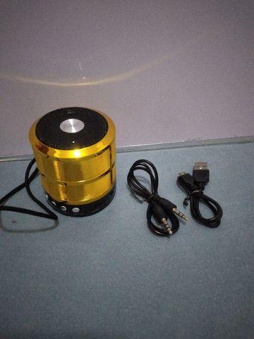 Mini caixinha de som - Foto 3