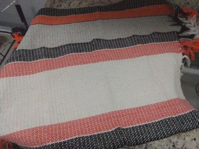 Kit de tapetes entrada da casa, cozinha e banheiro