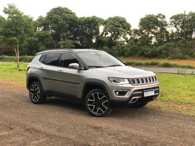 Jeep Compass Limited 2.0 4x4 Diesel 2019 - Foto 4
