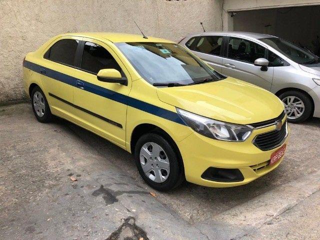 taxi cobalt + autonomia lt 1.4 unico dono. impecável