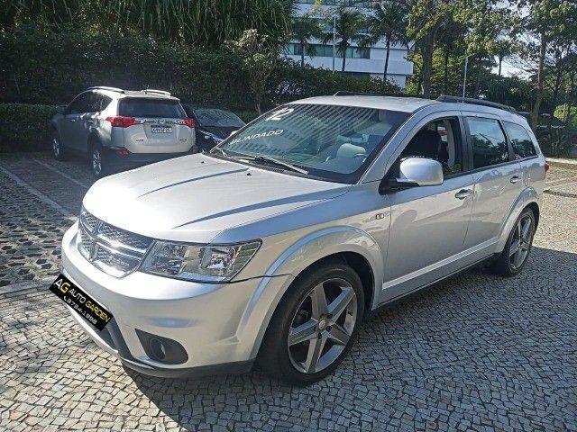 Dodge Journey 2012 Blindada n3a Sxt 3.6 v6 7lug aut+tip+toplinha+novíssima!!! - Foto 3