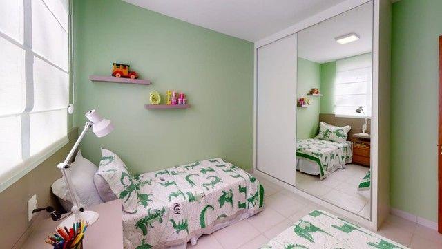 Apartamento de 2 quartos c/ varanda e suite 60m2 - Pampulha - Foto 8