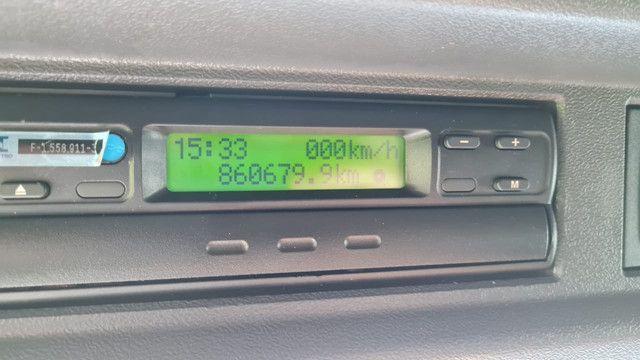 Scania 124 G 400 ano 2013 Trucado 6x2 com ar cond Unico Dono Lindo - Foto 15