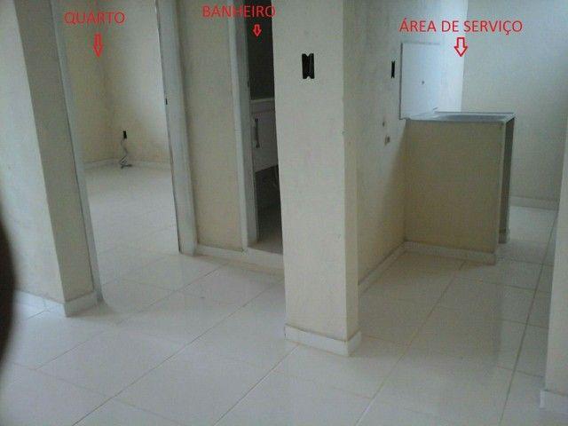 650,00 apartamento próximo ao ginásio do SESI - Foto 2