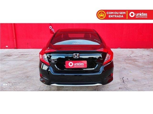Honda Civic 2.0 FlexOne EX AT *Impecável* IPVA 2021 Total pago - Foto 4