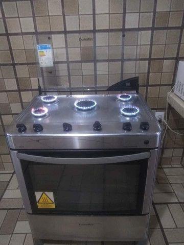 Regulagem das chama e Forno - Foto 3