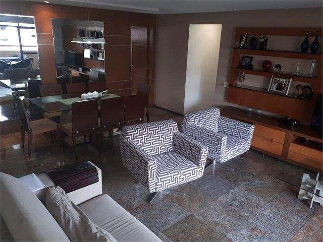 Apartamento à venda com 3 dormitórios em Aldeota, Fortaleza cod:REO381312