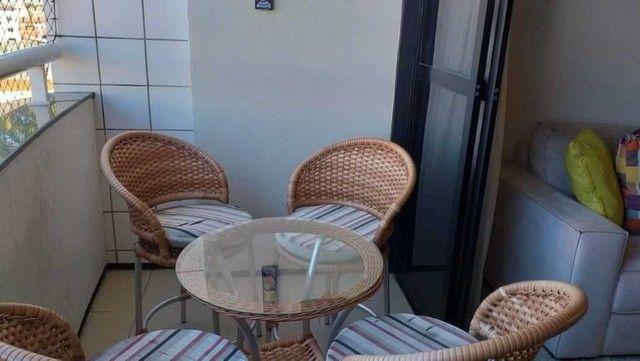 (ESN)TR65671. Apartamento na Aldeota com 106m², 3 suítes, DCE, 2 vagas - Foto 5