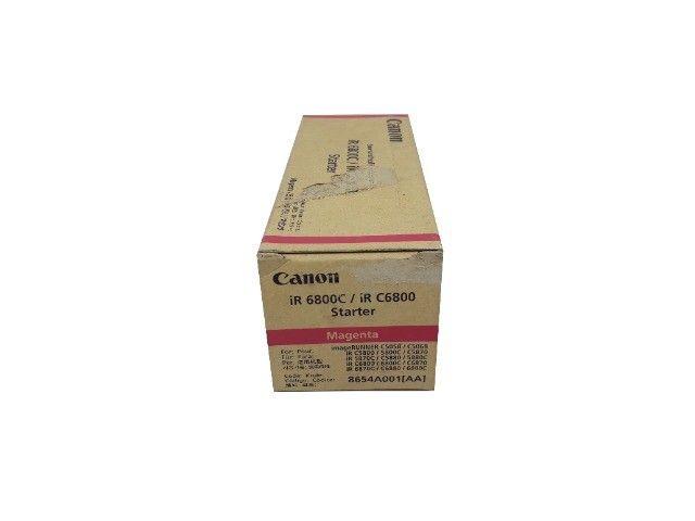 Toner Canon IR6800C Magenta Original Novo - Foto 3