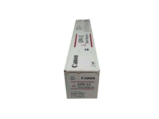 Toner Canon GPR52 Magenta Original Novo - Foto 3