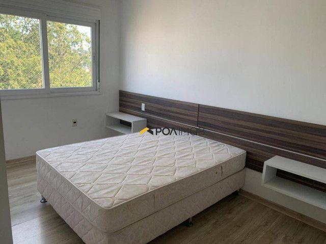 Apartamento semimobiliado com 03 dormitórios no Vida Viva Iguatemi - Foto 18