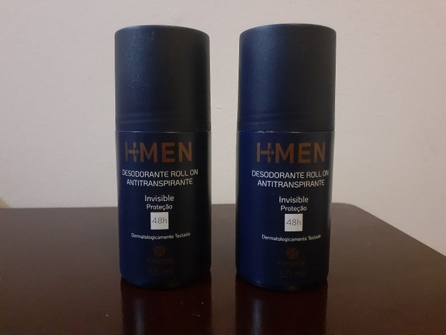 Desodorante  Roll on Hinode -  H men - Foto 2