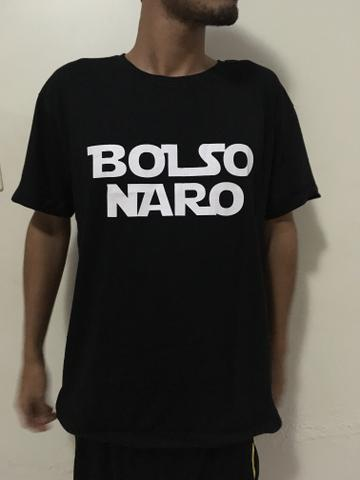 Camiseta Bolsonaro Star Wars
