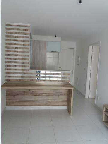 Ótimo apartamento de 1 quarto, de 39m2 com armários