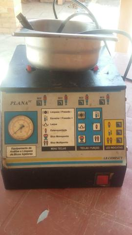 Máquina de limpar bico