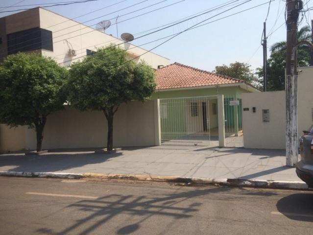 Casa no Vila Aurora em Rondonópolis - MT