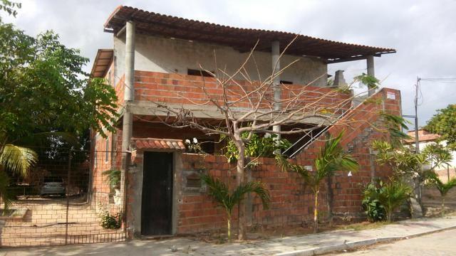 3 casas Jardim Icaraí Caucaia (Dúplex e casa nos fundos)