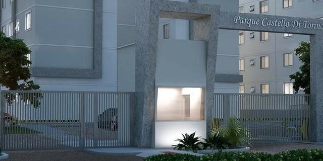 Lançamento - Apartamento de dois Quartos no Coronel Antonino