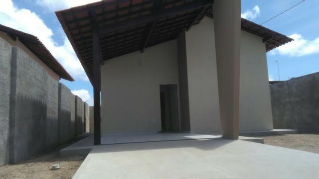 Casas novas de 2 Quartos em lote 10 x 23,30m, com 70,56m2 e área construída, Bairro Dirceu