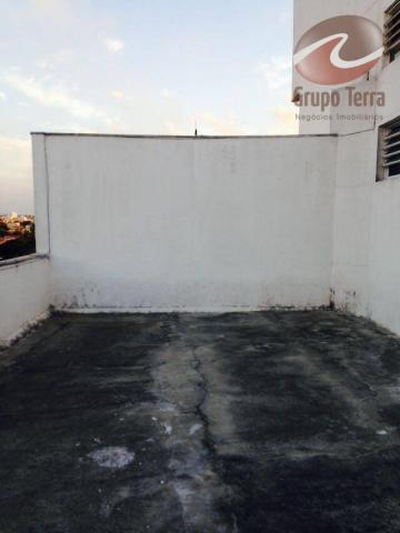 Cobertura com 2 dormitórios à venda, 123 m² por r$ 280.000,00 - jardim oriente - são josé  - Foto 10