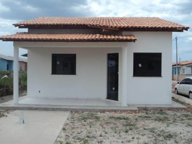 Transfiro casa em Santa Barbara do Para px a Belem, com parcela de 419,00