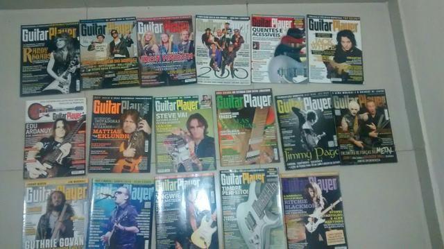 Revistas guitar player