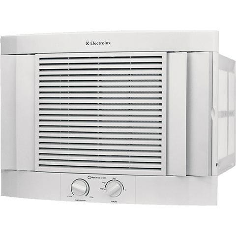 Ar condicionado de Janela Electrolux 7.500 BTUs-Frio -Mecânico