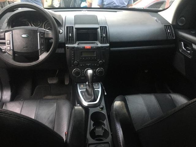 Land Rover Freelander 2 Diesel 4x4 Aut 6 couro + multimídia - Para pessoas exigentes - Foto 10