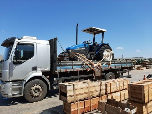 Trator New Holland TL100 - Foto 4