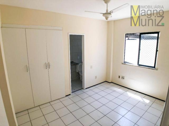 Apartamento com 3 dormitórios para alugar por r$ 500,00/mês - papicu - fortaleza/ce - Foto 16