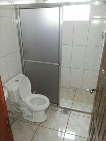 Casa nova com 4 quartos no Centro de Corumbá