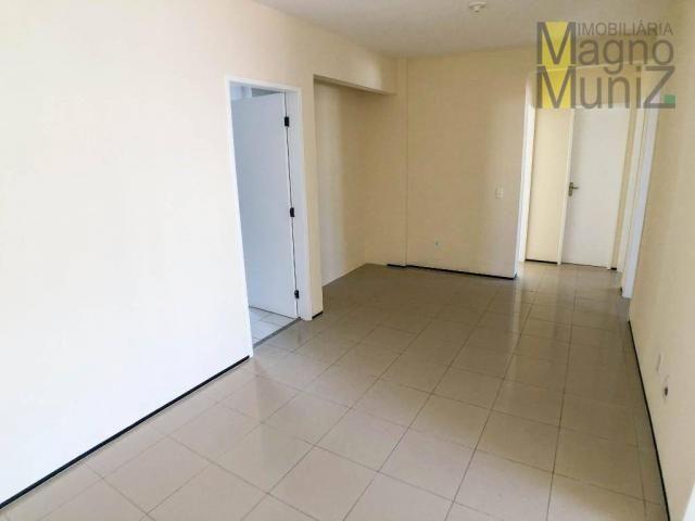 Apartamento com 3 dormitórios para alugar por r$ 500,00/mês - papicu - fortaleza/ce - Foto 9