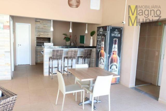 Casa duplex com 3 suítes projetadas para alugar, 140 m² por r$ 5.500/mês - praia do futuro - Foto 5