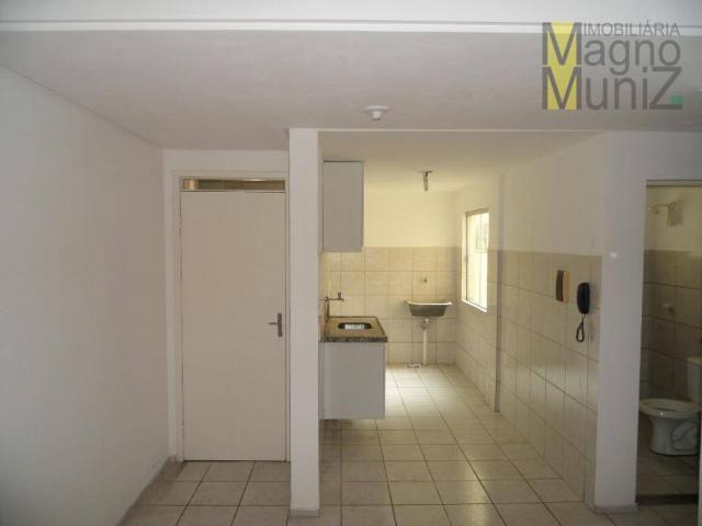 Apartamento com 2 dormitórios para alugar, 50 m² por r$ 500,00/mês - itaperi - fortaleza/c - Foto 4