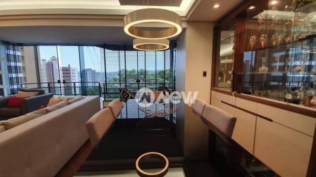 Apartamento com 3 dormitórios à venda, 129 m² por r$ 750.000,00 - centro - novo hamburgo/r - Foto 8