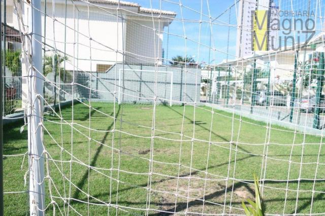 Casa duplex com 3 suítes projetadas para alugar, 140 m² por r$ 5.500/mês - praia do futuro - Foto 10