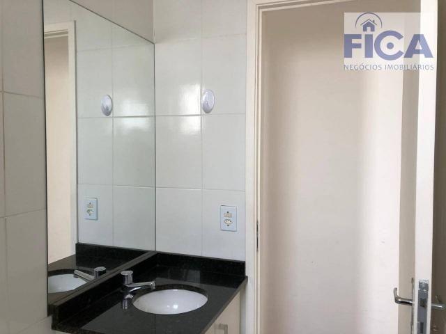 Vende/aluga apartamento ed. allegro (58m² privativos) com 2 quartos/1 bwc/1 vaga no bairro - Foto 9