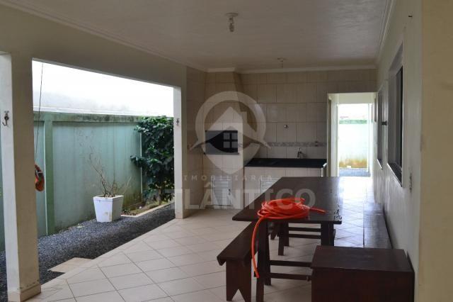 Casa à venda com 3 dormitórios em Gravatá, Navegantes cod:CA00042 - Foto 3