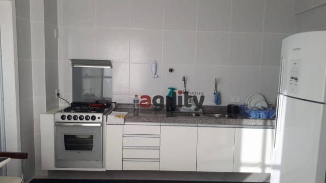 Apartamento com 2 dormitórios à venda, 114 m² por r$ 550.000,00 - capim macio - natal/rn - Foto 12