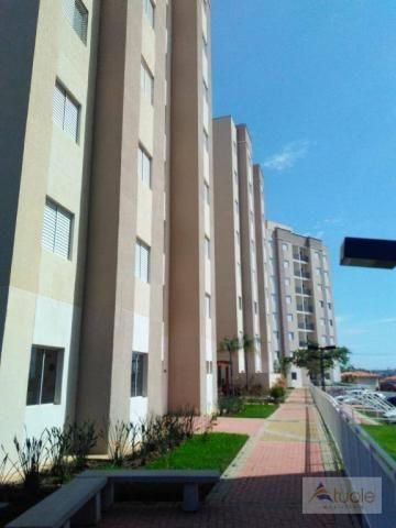 Apartamento com 2 dormitórios à venda ou locação, 57 m² - Residencial Viva Vista - Sumaré/ - Foto 13