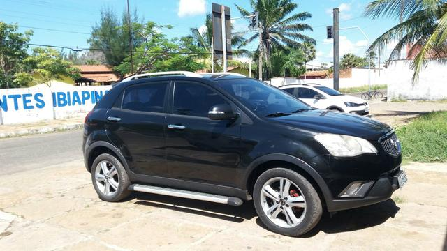 Vendo SUV COMPLETO SSANGYONG MODELO KORANDO - Foto 4