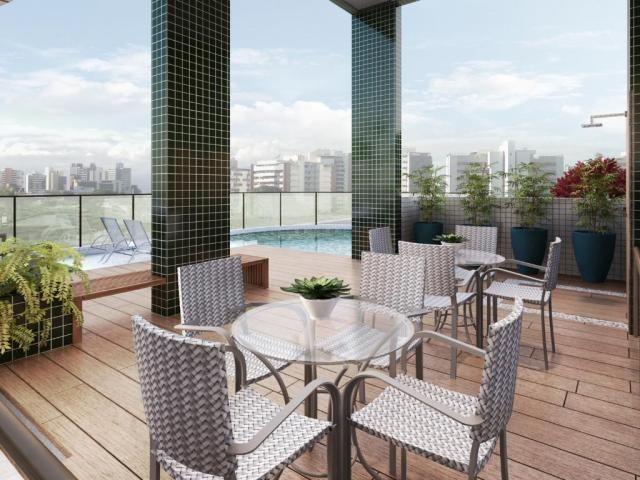 Apartamento à venda com 3 dormitórios em Gruta de lourdes, Maceió cod:74648 - Foto 11