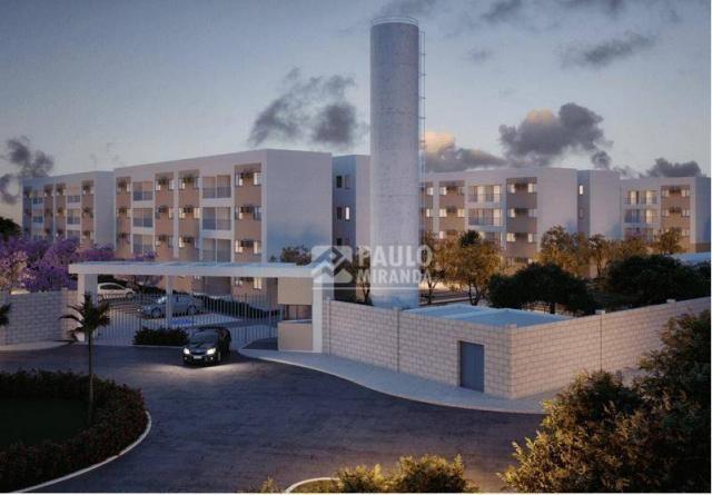 Apartamento residencial à venda, Muribara, São Lourenço da Mata.
