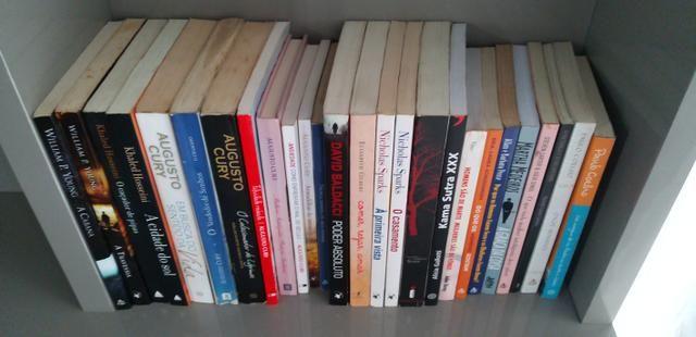 26 Livros com autores renomados,