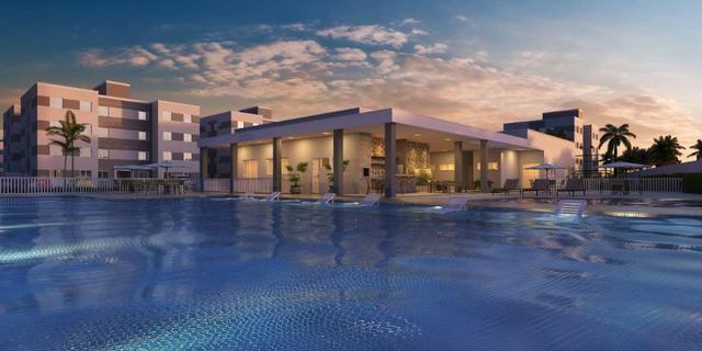 R$ 99.990 Apartamento de 2/4, no Jardim Europa - Condomínio Madrid - Feira de Santana - Foto 10
