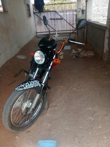 Moto Honda titan 150 - Foto 2
