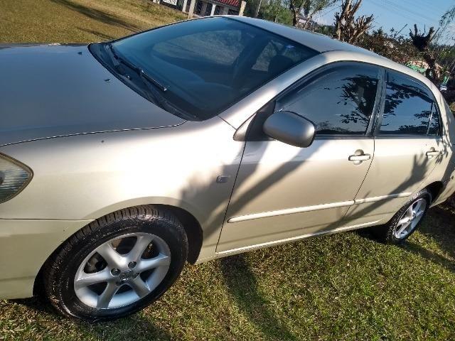 Corolla Xei, 2003, câmbio manual