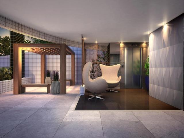 Apartamento à venda com 3 dormitórios em Gruta de lourdes, Maceió cod:74648 - Foto 8